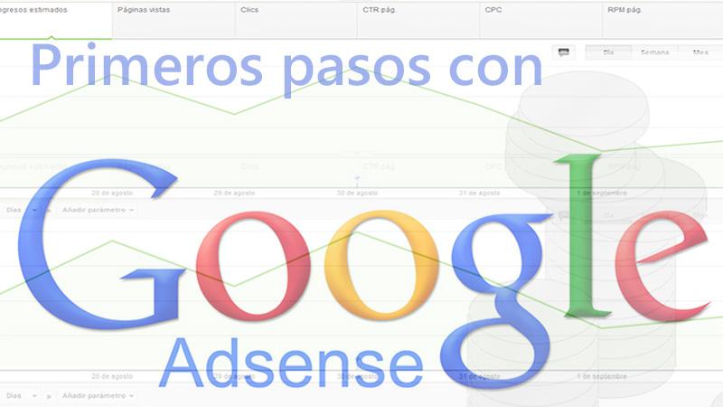Cómo registrarse en Google Adsense
